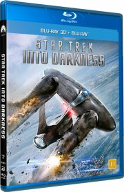 star trek - into darkness - 3D Blu-Ray