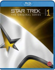star trek - the original serie : sæson 1 - Blu-Ray