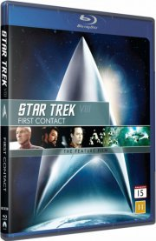 star trek 8 - viii - first contact - Blu-Ray