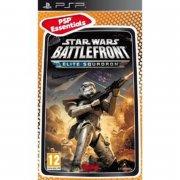 star wars battlefront elite squadron (essential) - psp