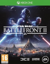 star wars: battlefront ii (2) (nordic) - xbox one