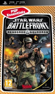 star wars battlefront renegade squadron (essentials) - psp