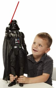 star wars figur - darth vader - 50cm med lys og lyd - Figurer