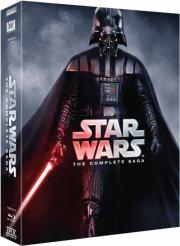 star wars blu-ray box - den komplette saga - Blu-Ray
