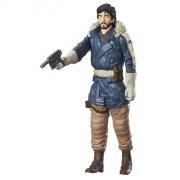 star wars e7 hero series figur - captain cassian andor - Figurer