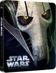 star wars 3 revenge of the sith - limited steelbook editon - Blu-Ray