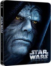 star wars 6 / vi - return of the jedi - limited steelbook edition - Blu-Ray