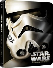 star wars 5 / v - the empire strikes back - limited steelbook edition - Blu-Ray