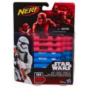 nerf - star wars the force awakens - blaster refill - 18 stk. - Legetøjsvåben