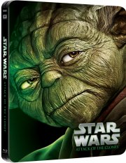 star wars: episode 2 / ii - attack of the clones - limited steelbook edition - Blu-Ray
