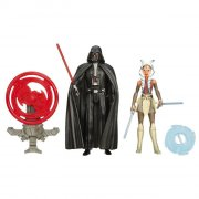 star wars - force awakens darth vader & ahsoka tano (b3959) - Figurer