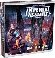 star wars: imperial assault - heart of the empire - brætspil - Brætspil