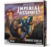 star wars: imperial assault - twin shadows - brætspil - Brætspil