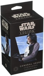 star wars: legion - general veers commander unit - engelsk - Brætspil
