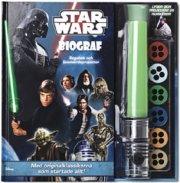star wars - bog med lyssværd - Legetøjsvåben