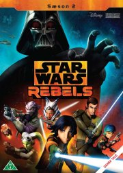 star wars rebels - sæson 2 - DVD