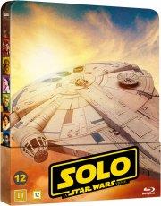 solo - a star wars story - steelbook - Blu-Ray