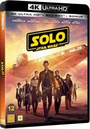 solo: a star wars story - 4k Ultra HD Blu-Ray