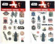 børnetatoveringer / falske tatoveringer - star wars - Udklædning