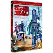 star wars: the clone wars - sæson 2 vol. 3 - DVD