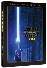 star wars: the force awakens - 3D Blu-Ray