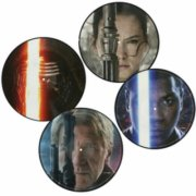 - star wars: the force awakens soundtrack - limited picture disc edition - Vinyl / LP