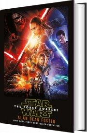 star wars? - the force awakens - roman - bog