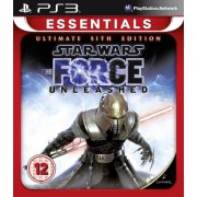 star wars: the force unleashed ultimate sith edition (essentials) - PS3