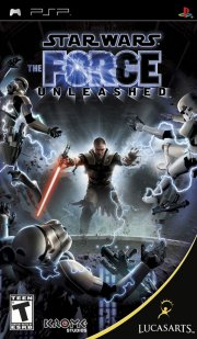 star wars: the force unleashed - psp