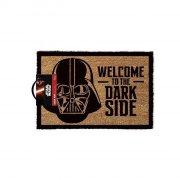 star wars dørmåtte / måtte - welcome to the dark side - Til Boligen