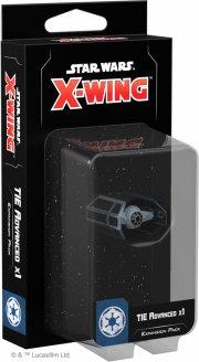 star wars: x-wing - 2nd edition - advanced tie fighter - brætspil - Brætspil