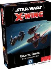 star wars: x-wing - 2nd edition - galactic empire - conversion kit - brætspil - Brætspil