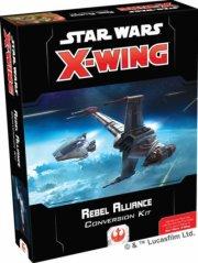 star wars: x-wing - 2nd edition - rebel alliance - conversion kit - brætspil - Brætspil