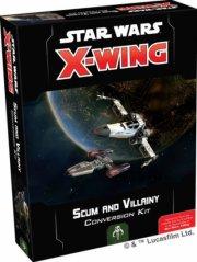 star wars: x-wing - 2nd edition - scum and villainy - conversion kit - brætspil - Brætspil