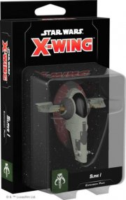 star wars: x-wing - 2nd edition - slave i - brætspil - Brætspil