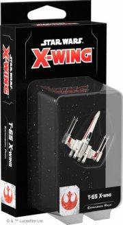 star wars: x-wing - 2nd edition - t-65 x-wing - brætspil - Brætspil