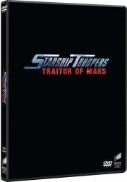 starship troopers: traitor of mars - DVD