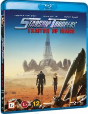 starship troopers: traitor of mars - Blu-Ray