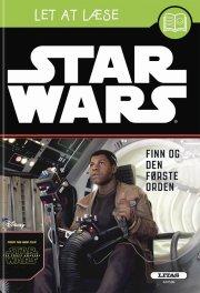 let at læse: star wars - finn og den første orden  - Disney