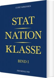 stat, nation, klasse - bind i - bog