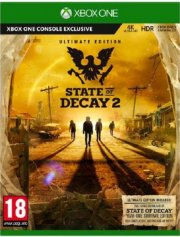 state of decay 2 - ultimate edition (nordic) - xbox one