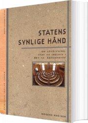 statens synlige hånd - bog