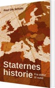 staternes historie - bog