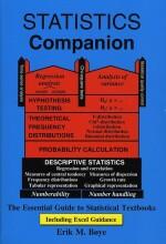 statistics companion - bog
