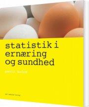statistik i ernæring og sundhed - bog