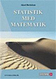 statistik med matematik - bog