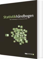 statistikhåndbogen - bog