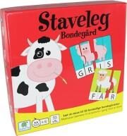 stavespil - bondegård - Brætspil