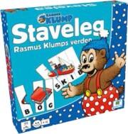 rasmus klumps verden staveleg - fra 4 år - Brætspil