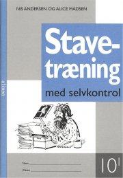 stavetræning med selvkontrol, 10-1 - bog